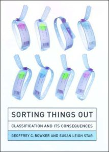 cover of Sorting Things Out by Bowker & Star